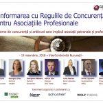 Conformarea cu Regulile de Concurenta si Antritrust pentru Asociatiile Profesionale