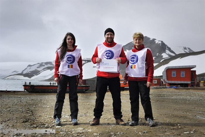 Antarctica-AAECR